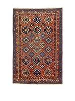 Eden Carpets Alfombra Yalameh Rojo/Multicolor 325 x 206 cm