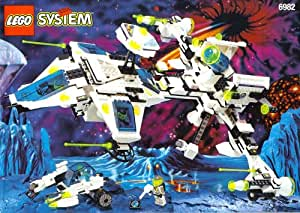LEGO Exploriens 6982 Explorien Starship