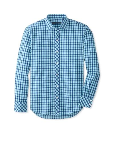 Zachary Prell Men's Taylor Checked Long Sleeve Shirt