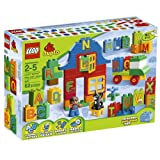 Lego Duplo Play With Letters 6051 From Debenhams