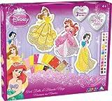 Sticky Mosaics - Disney Princesses : Ariel, Belle and Snow-White
