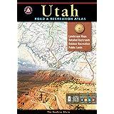 Benchmark Utah Road & Recreation Atlas: State Recreation Atlases (Benchmark Map: Utah Road & Recreation Atlas)by Benchmark Maps