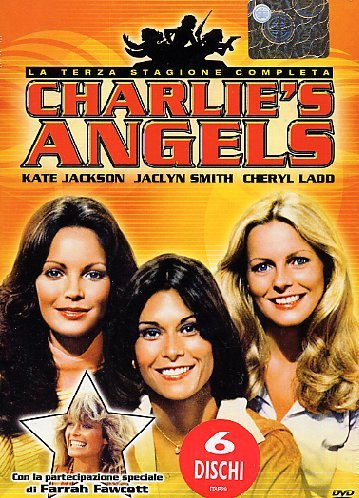 Charlie's angels Stagione 03 [6 DVDs] [IT Import]