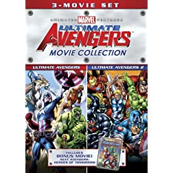 Ultimate Avengers Movie Collection (Ultimate Avengers / Ultimate Avengers 2 / New Avengers: Heroes of Tomorrow)