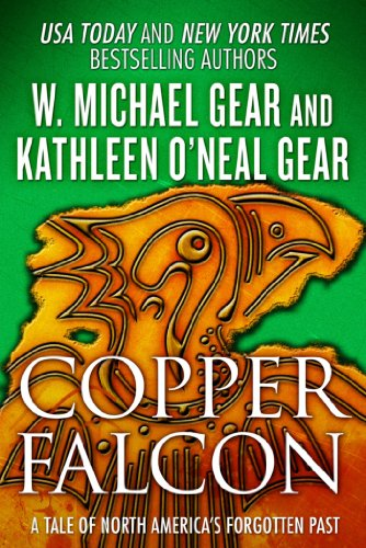 Copper Falcon cover