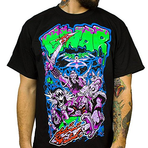Gwar Alien Decapitation シャツ T-Shirt
