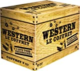 echange, troc Coffret Western 7 DVD (vol.1) : Cinq Cartes à abattre / Big Jake / Little Big Man / Rio Lobo / Le Train sifflera 3 fois / L'ho