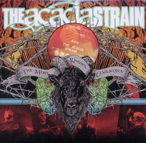 The Most Known Unknown - LIVE by The Acacia Strain (2011-06-21)