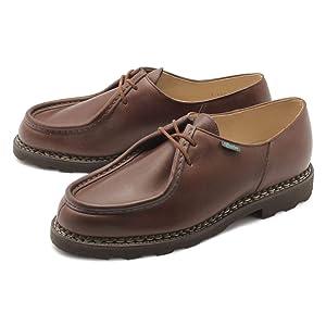 Paraboot(パラブーツ) [パラブーツ] チロリアンシューズ ミカエル MICHAEL 715603 メンズ 本革 革靴 レザー [並行輸入品]