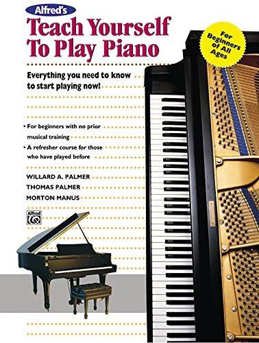 Teach Yourself To Play Piano (Book) (Teach Yourself Series) front-513953