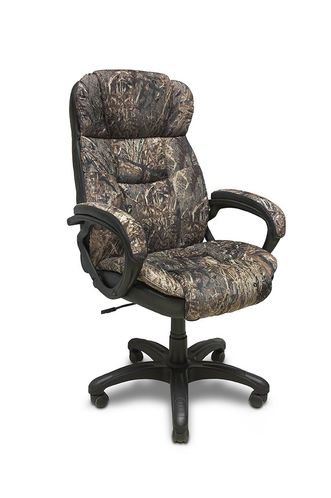 Amazon.com - Camo Office Desk Chair Cover (The Chirt) -