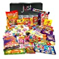 The Best Ever Retro Sweets MEGA Treasure Gift Box (The Original Sweet Shop in a Box! - Perfect Christmas Gift Idea)