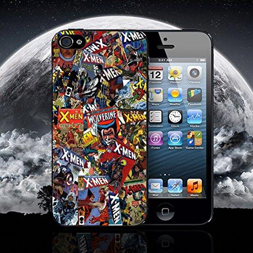new-x-men-comic-book-marvel-dc-coque-housse-pour-apple-iphone-5-5s-etui-noir