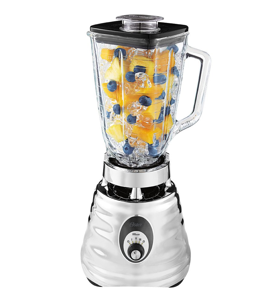 Oster BLSTBC4129 Kitchen Center Beehive blender, Silver: Electric Countertop Blenders