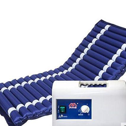 XUAN Drive Medical Streak Bed Care Prévient Decubitus Traitement gonflable des matelas Soulagement de la douleur Everlasting Comfort 188X81X8CM