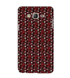 EPICCASE types of hearts Mobile Back Case Cover For Samsung Galaxy On5 (Designer Case)