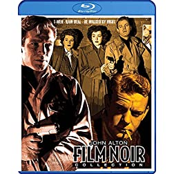 John Alton Film Noir Collection (T-Men / Raw Deal / He Walked by Night) - The ClassicFlix Restorations [Blu-ray]