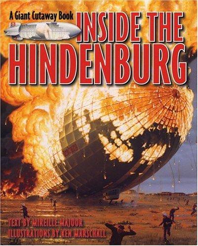 Inside the Hindenburg, MIREILLE MAJOOR, KEN MARSCHALL