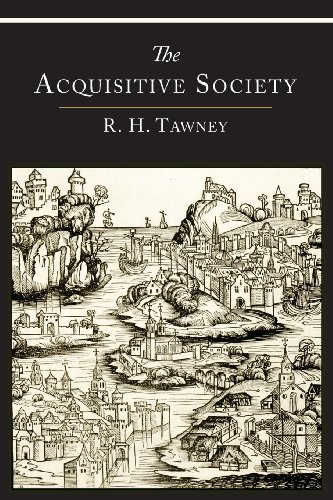 Image of The Acquisitive Society