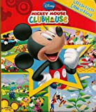 Disney Mickey Mouse Clubhouse (Little First Look and Find)