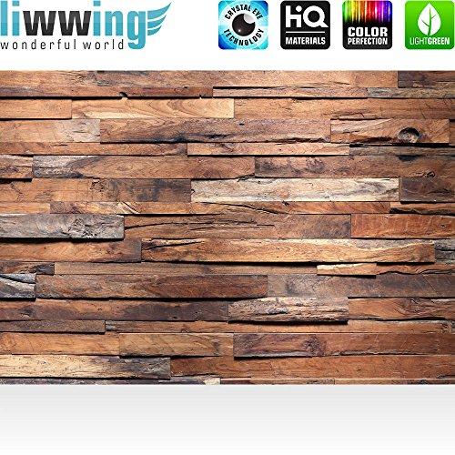 Bolsas de papel de madera de la pared de la gran muralla for Papel mural tipo madera