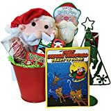 Santa Claus Is Coming Best Christmas Gift Baskets for Kids