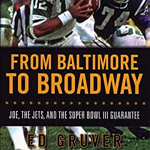 From Baltimore to Broadway Audiobook