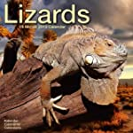 Lizards  2013 Wall Calendar