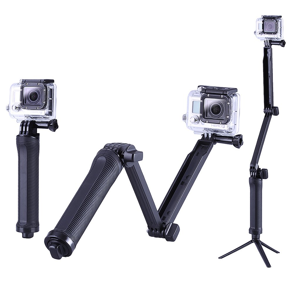 Neewer® Three way Monopod Stand Mini Tripodreview and more description