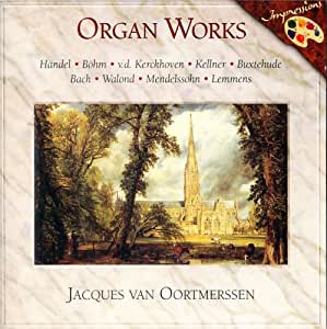 Jacques van Oortmerssen: Baroque & Early Classical Organ Recital