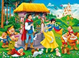 Clementoni Puzzle 27704 - Biancaneve: The Wishing-Well -  104 pezzi