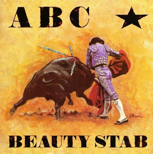 ABC Beauty Stab 1983 UK vinyl LP