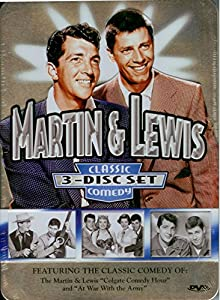 Martin and Lewis: Classic Comedy
