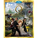 Oz the Great and Powerful (Blu-ray / DVD + Digital Copy)