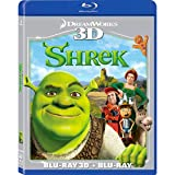 Blu-ray 2D + 3D Shrek 1 + 2 + 3 + 4 [ Audio and Subtitles in English + Spanish + French + Portuguese ]