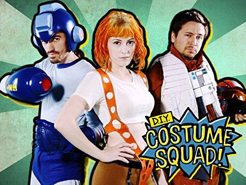 DIY Costume Squad