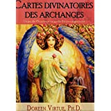 Cartes divinatoires des Archanges - Un jeu de 45 cartes et un guide d&#39;accompagnementpar _