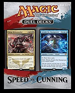 MTG Magic the Gathering 2014 Duel Deck SPEED vs. CUNNING