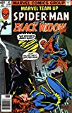 Marvel Team-up: Spiderman and the Black Widow (0714860214706, Vol. 1, No. 82, June 1979) (021474082X) by Stan Lee