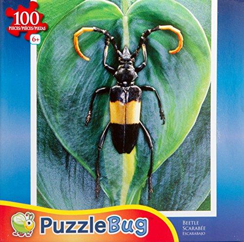 "Puzzlebug ""Beetle"" 100 Piece Jigsaw Puzzle - 1"