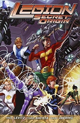 Legion Secret Origin TP (Legion of Super-Heroes (DC Comics Paperback))