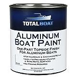 TotalBoat Aluminum Boat Paint (White, Quart) (Color: White, Tamaño: Quart)