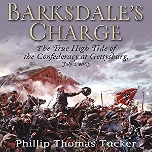 Barksdale's Charge Audiobook