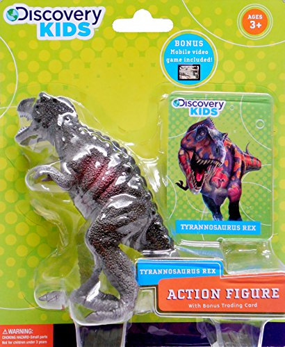 Discovery Kids Tyrannosaurus Rex Action Figure