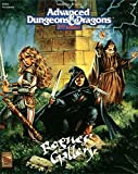 img - for Rogues' Gallery (Advanced Dungeons & Dragons Accessory, REF6) book / textbook / text book