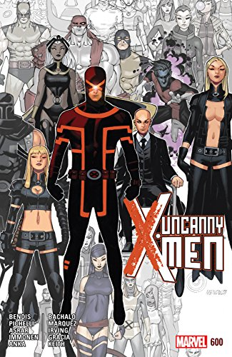 Uncanny X-Men (2013-) #600
