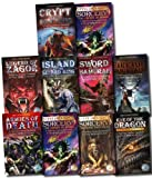 Steve Jackson Fighting Fantasy Collection 10 Books Set (Sword of the Samurai, Eye of the Dragon, Legend of Zagor, Island of the Lizard King, Return to Firetop Mountain, Armies of Death, Sorcery! 4, Sorcery! 1, Caverns of the snow witch, Crypt of the Sorc