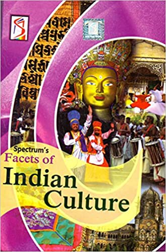 Facets Of Indian Culture Book Cover