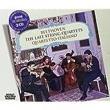 Beethoven : les derniers Quatuors à cordes