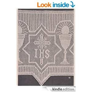 Filet Crochet I.H.S. Church Lace - Kindle edition by Charlie Cat